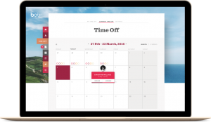 Employee holiday planning made easy TOTAL/VISIBILITY