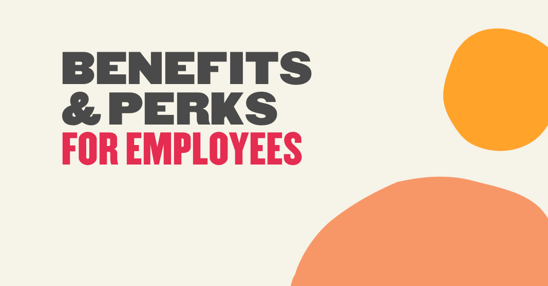 Hibob benefits and perks for employees
